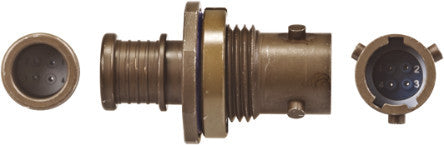 ITT Industries Cannon, MKJ3A7W6-4PN