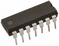 M74HC04B1R from STMicroelectronics
