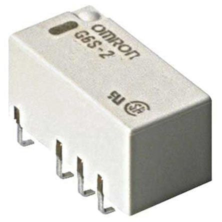 G6S-2 24DC from Omron Electronics