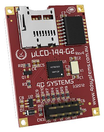 ULCD-144G2 from 4 D Systems