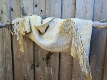 Load image into Gallery viewer, Handwoven Pure Wool Small Poncho