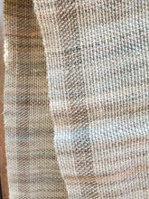 Load image into Gallery viewer, Handwoven Grey Scarf