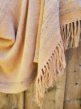 Load image into Gallery viewer, Handwoven Adobe Color Shawl