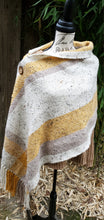 Load image into Gallery viewer, Handwoven Sunny Shawl