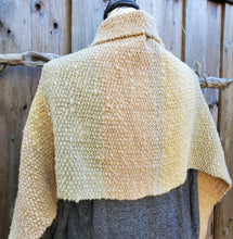 Load image into Gallery viewer, Handwoven Pastel Colors Shawl and Poncho