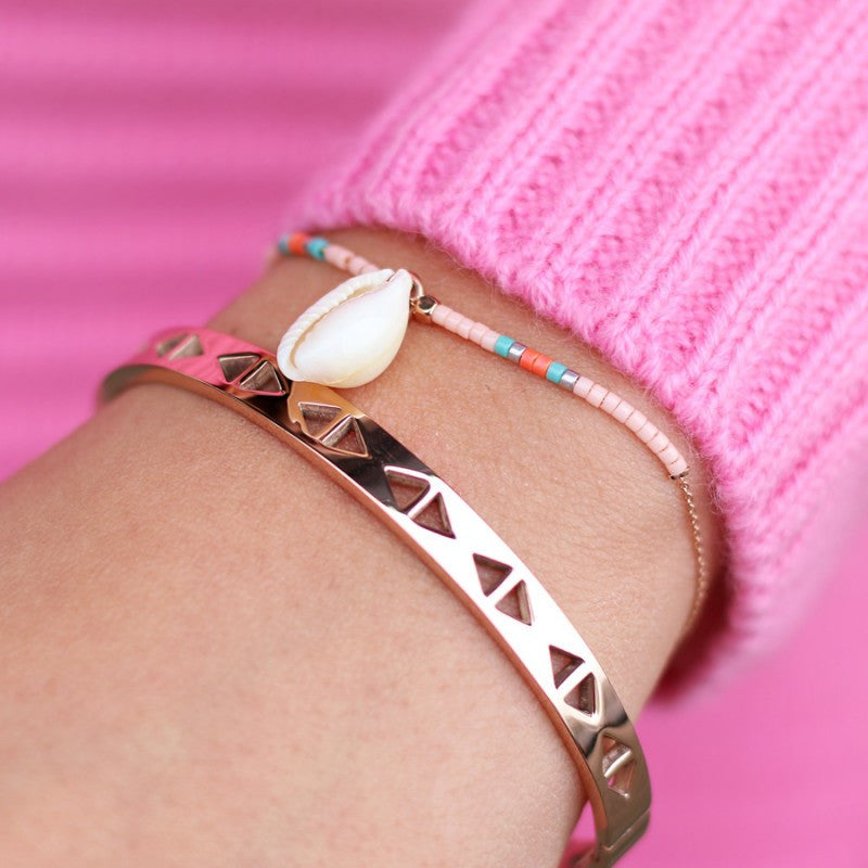 Small Triangle Bangle