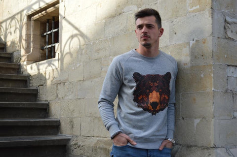 Bear Sweater - Exclusive!