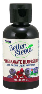 Better Stevia Pomegrante and Blueberry Fruit 2oz