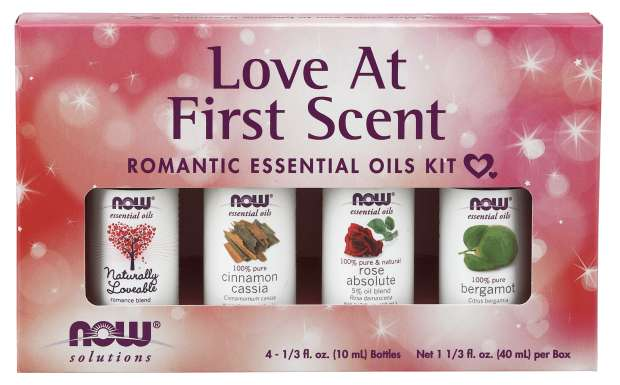 Love at First Scent Essential Oil Kit