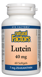 Lutein 40mg 60 softgels
