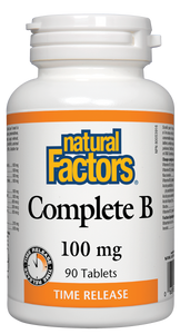 Complete B 100mg 90 tablets