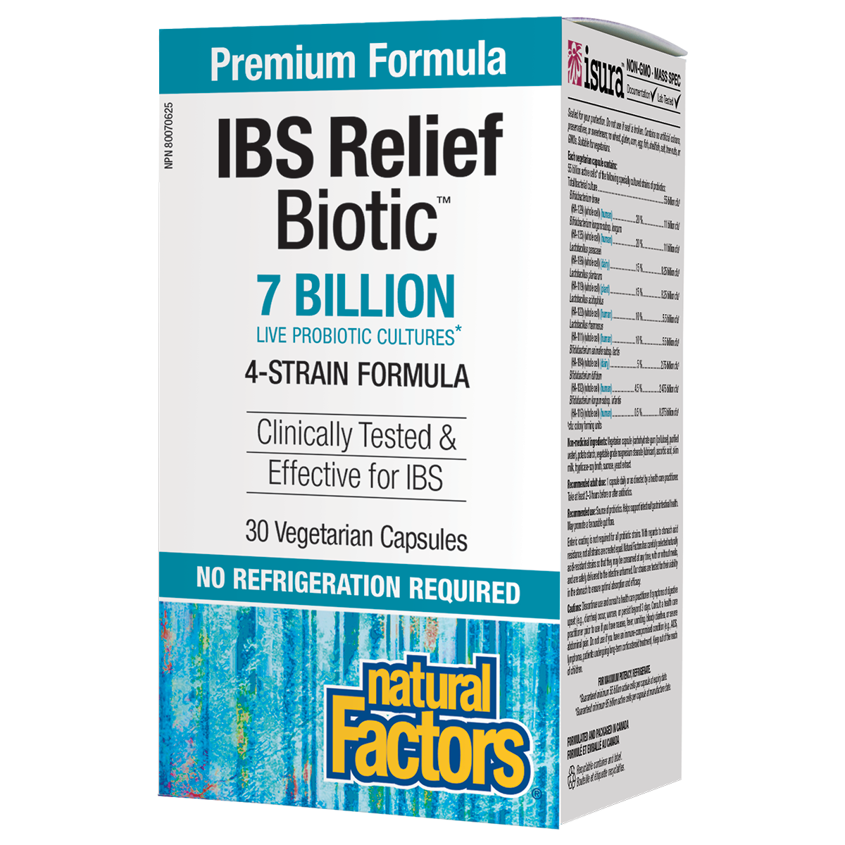 IBS Relief Biotic 7 billion 30 capsules