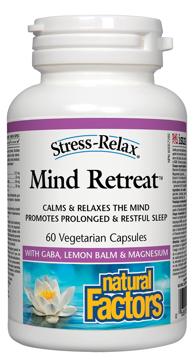 Mind Retreat 60 Capsules