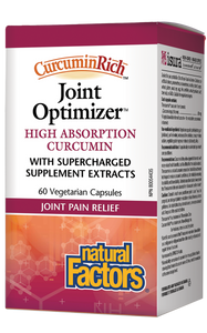CurcuminRich Joint Optimizer 60 capsules