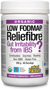 Low FODMAP Reliefibre 200g