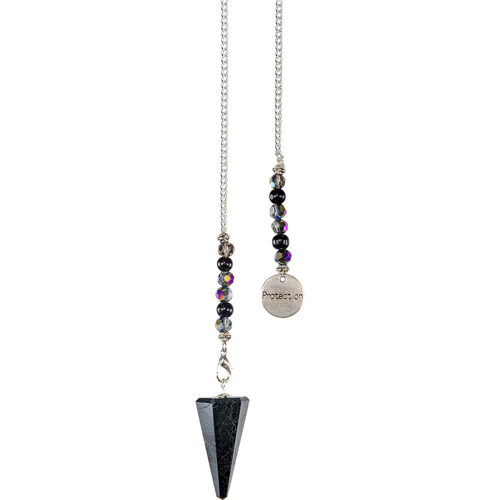 Tourmaline Protection Pendulum