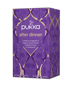 Pukka After Dinner Tea