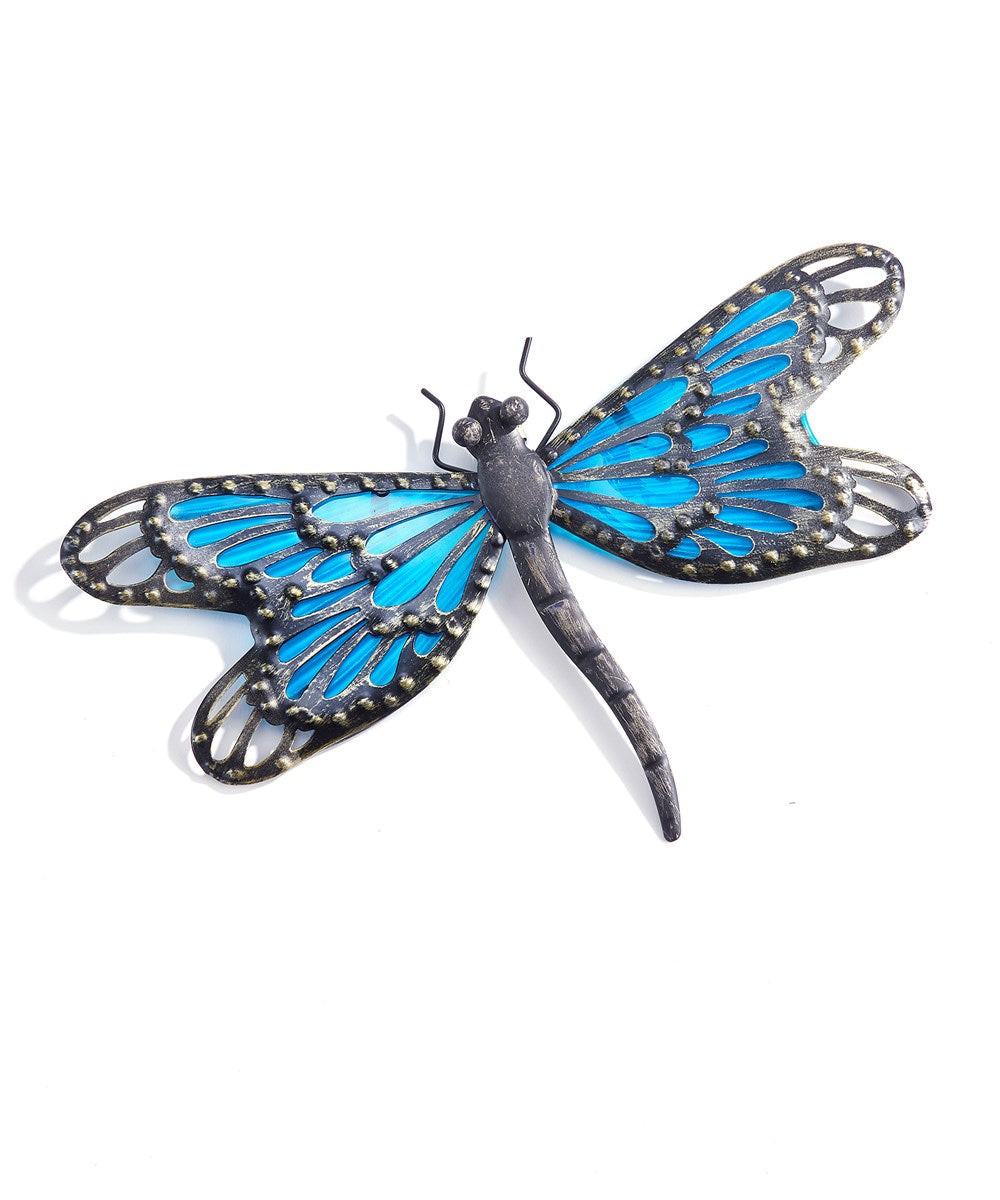 Metal Dragonfly Decor