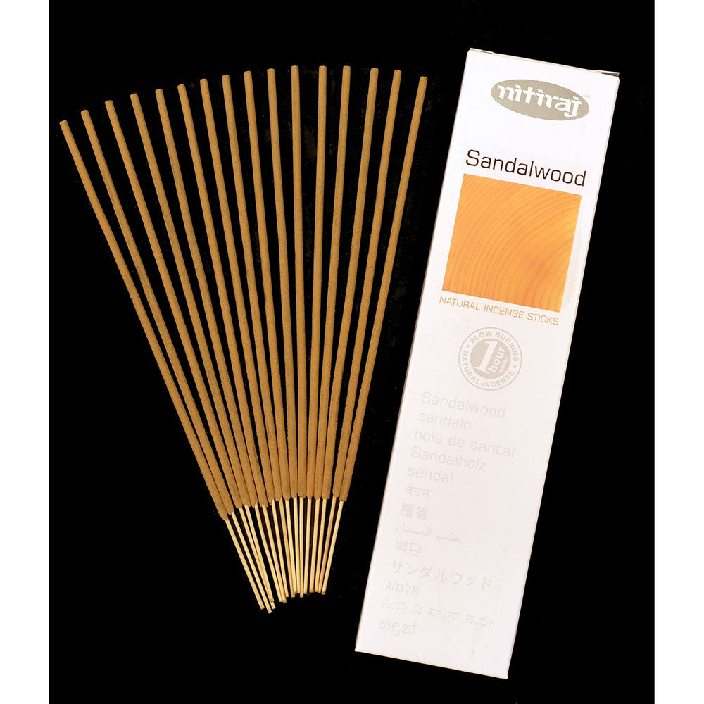 Nitiraj Incense Sandalwood