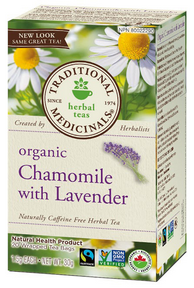 Traditional Medicinals Chamomile with Lavender Tea
