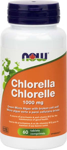 Chlorella 60 tablets