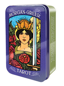 Morgan Greer Tarot in a Tin