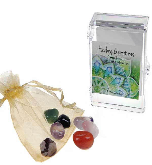 Meditation Stone Kit Healing Gemstones