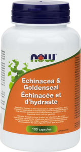 Echinacea and Goldenseal 100 capsules