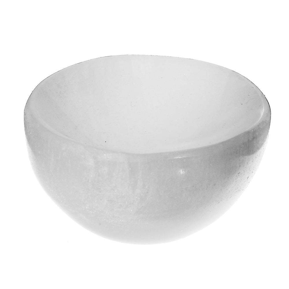 Selenite Bowl