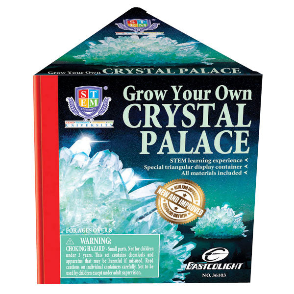 Grow Your Own Crystal Palace