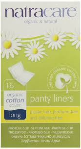 Natracare 16 Long Panty Liners