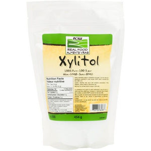 NOW Xylitol Powdered Sweetner