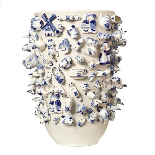 Pols Potten - Objects: Vase Souvenir Holland XL