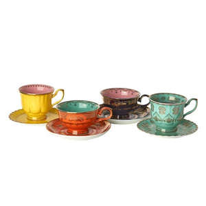 Pols Potten - Art de la Table: Tea Set Grandpa Set 4