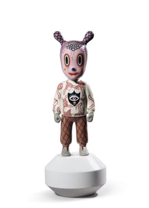 Lladró: The Guest by Gary Baseman Figurine Small Model Numbered Edition