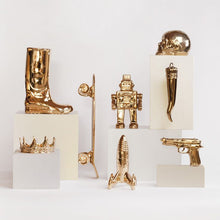 Load image into Gallery viewer, Seletti - Objects: Memorabilia Gold My Gun