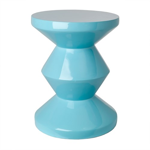 Pols Potten - Furniture: Zig Zag Light Blue