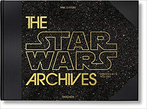 TASCHEN- BOOKS: The Star Wars Archives. 1977–1983
