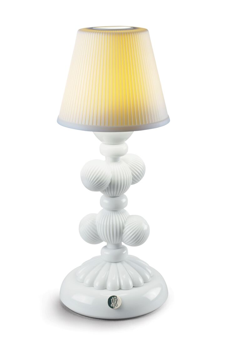Lladró: Cactus Firefly Table Lamp White