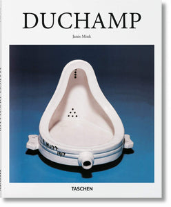 TASCHEN- BOOKS: Duchamp Basic Art Series Book