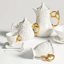 Load image into Gallery viewer, Seletti - Art de la table: I-Wares Gold I-Teapot