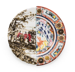 Seletti - Art de la table: Hybrid Dinner Plate Eusapia