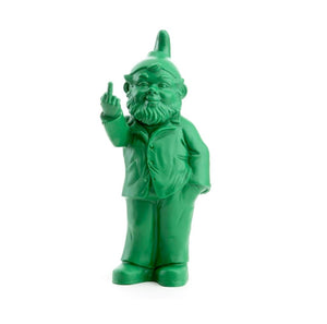 Ottmar Horl: Middle Finger Gnome Green