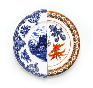 Seletti - Art de la table: Hybrid Dinner Plate Isaura