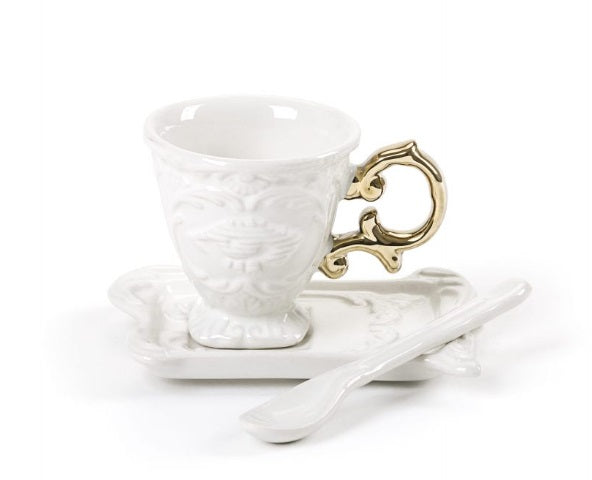 Seletti - Art de la table: I-Wares Gold I-Coffee