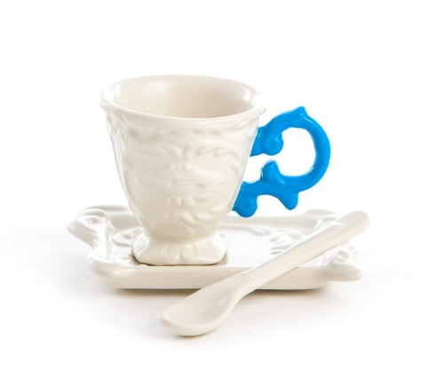 Seletti - Art de la table: I-Wares I-Coffee Blue