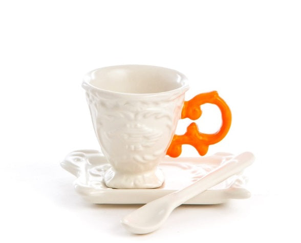 Seletti - Art de la table: I-Wares I-Coffee Orange