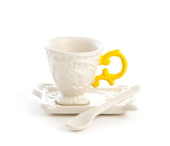 Seletti - Art de la table: I-Wares I-Coffee Yellow