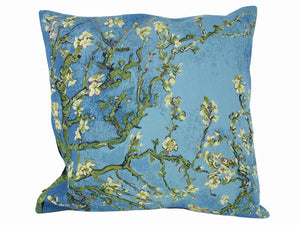 Musart on Pillows – Vincent Vangogh– Almond Blossom