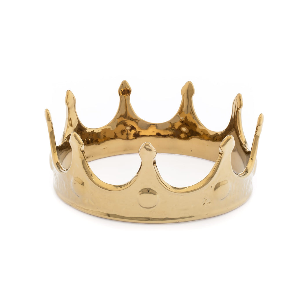 Seletti - Objects: Memorabilia Gold Crown